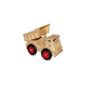 Legler 1087 - Camion avec roues en plastique