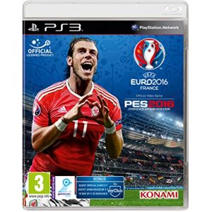 UEFA EURO 2016 - Pro Evolution Soccer [PS3]