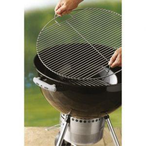 Weber Grille de cuisson chromée pour barbecue ø 47 cm