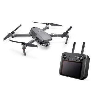 Dji Drone Mavic 2 Zoom avec Smart Controller
