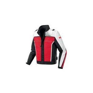 Spidi Street (rouge) - Blouson de moto textile pour homme