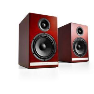 Audioengine Enceinte bibliothèque HDP6 Merisier X2