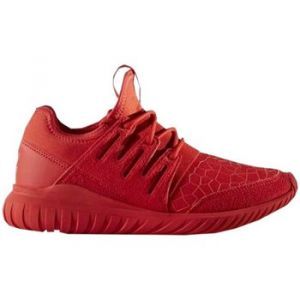 Adidas Chaussures Tubular Radial rouge - Taille 38
