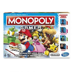 Hasbro Monopoly Gamer Nintendo