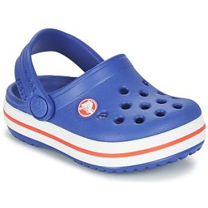 Crocs Crocband Clog Kids, Sabots Mixte Enfant, Bleu (Cerulean Blue), 20-21 EU
