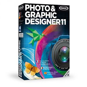 Photo & Graphic Designer 11 [Windows]