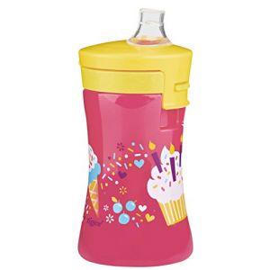 Tigex Tasse d'apprentissage Colors avec embout souple 300 ml