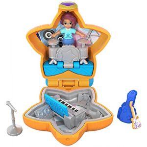 Mattel Polly Pocket Mini-Coffret - Le concert de Shani