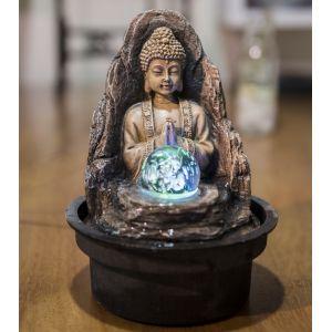 Sunchine Fontaine interieur Bouddha Shiroju