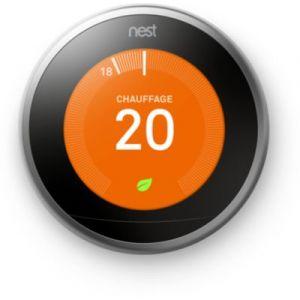 Nest Learning Thermostat 3ème génération