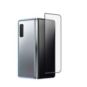 Force glass Protège écran Samsung Fold noir