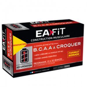 EA Pharma Compléments B.C.A.A. à croquer - 2x20 comprimés
