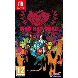 Jeu Switch MAD RAT DEAD [Switch]