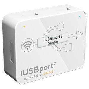 Sanho iUSBport 2 - Mini Adaptateur Cloud USB 2.0