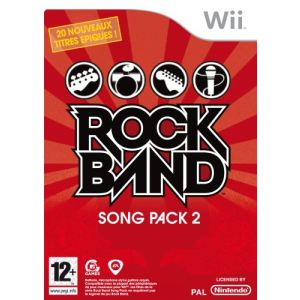 Rock Band Song Pack 2 [Wii]
