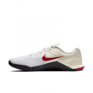 Nike Chaussure de training Metcon 4 XD pour Homme - Crème - Couleur Crème - Taille 40