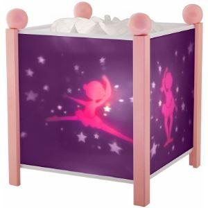 Trousselier Lanterne magique Danseuse étoile