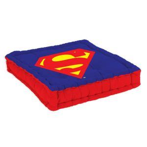 CODI Coussin de sol Superman (40 x 40 cm)