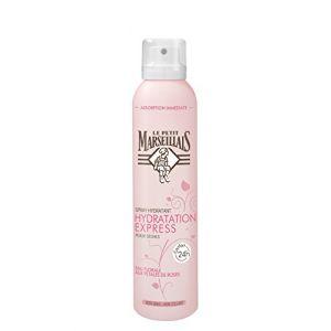 Le Petit Marseillais Hydration express - Spray hydratant aux pétales de roses