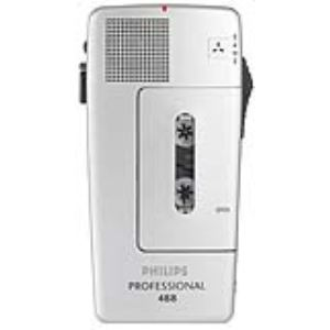 Philips LFH0488 - Dictaphone Pocket-Mémo sur mini cassette