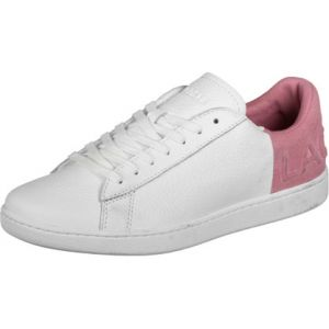 Lacoste Carnaby Evo 419 2 chaussures Femmes blanc T. 37,0