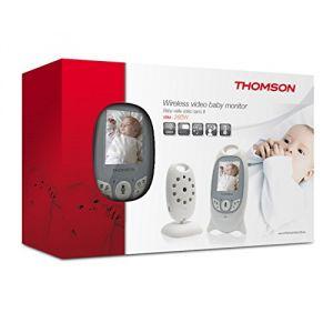 Thomson 510203 - Caméra de surveillance vidéo