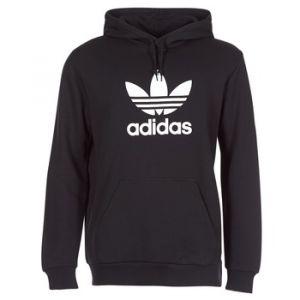 Adidas Trefoil Hoodie Sweat-Shirt de Sport à Capuche Homme, Noir Black, X-Large