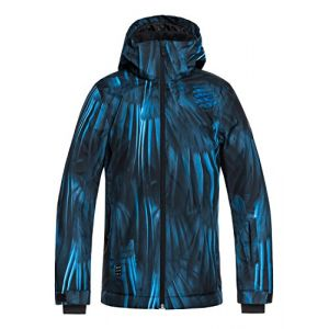 Quiksilver Veste de ski mission printed youth jacket 12 ans