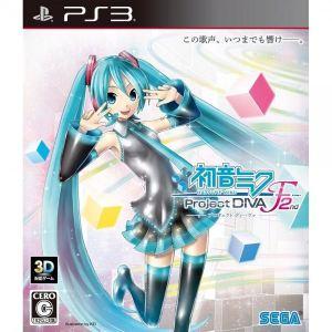 Hatsune Miku : Project Diva f 2nd [PS3]
