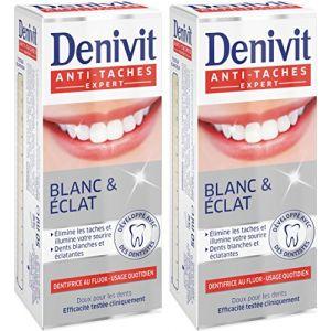 Denivit Blanc & Éclat - Dentifrice anti-taches Expert