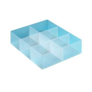 Image de Really useful box LGTRAY6C - Casier 6 compartiments (15x12x9), pour boîte de rangement