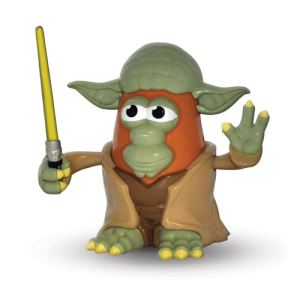 Hasbro Monsieur Patate Star Wars Yoda 15 cm