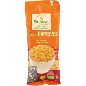 Priméal Quinoa express cuisine légère bio en sachet de 65 g