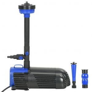 VidaXL Pompe pour fontaine 120 W 3 600 L / h
