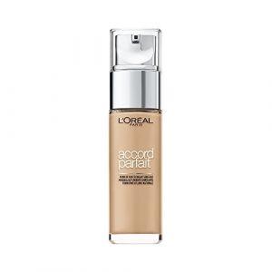 L'Oréal Accord Parfait - Fluide fond de teint Naturel Doré 4d/4w
