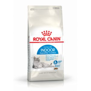 Royal Canin Indoor Adult Appetite Control - Sac 2 kg