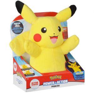 Bandai Peluche interactive 30 - Pokémon - Pikachu