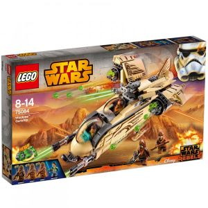 Lego 75084 - Star Wars : Wookiee Gunship