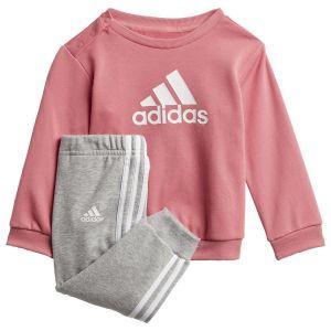 Adidas Ensemble BOS Jog FT Rose - Taille 6-9 Mois
