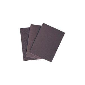 Fein 63717217016 - Papier émeri 25 pièces 55 x 75 mm K80