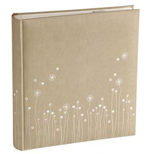 Panodia 271151 - Lucia Album Photo - 500 Vues Beige - 30 x 30 cm