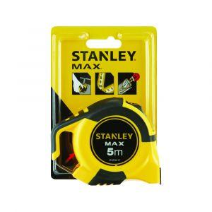 Stanley Mètre ruban Double marquage avec crochet magnétique - 5m x 25mm - STHT0-36117