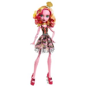 Mattel Monster High Gooliope la géante