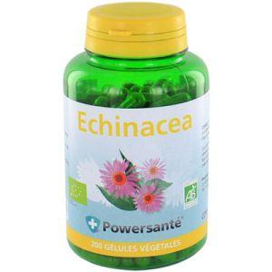 Powersanté Echinacea bio -  200 gélules végétales