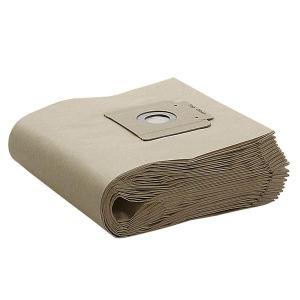 Kärcher 6.907-019.0 - 10 filtres papier 2 couches pour aspirateurs