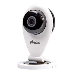 Alecto Caméra IP d'intérieur DVC-105 Blanc
