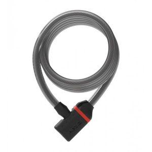 Zéfal Antivol K-Traz C8 câble à clé 12 mm x 185 cm