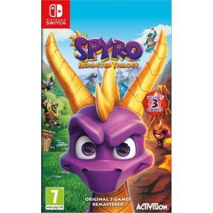 Spyro Reignited Trilogy Nintendo Switch [Switch]
