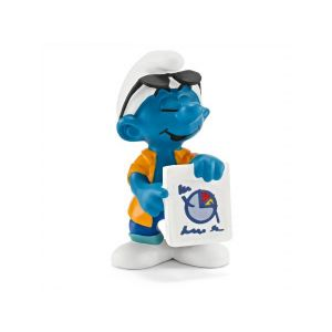 Schleich 20773 - Figurine Schtroumpf marketing