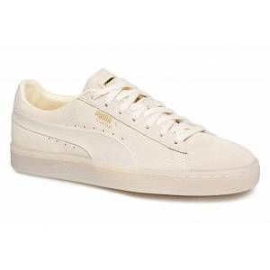 Puma Chaussures WN SUEDE CL SATIN.WHISPER